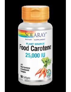 FOOD CAROTENE - 50 PERLAS
