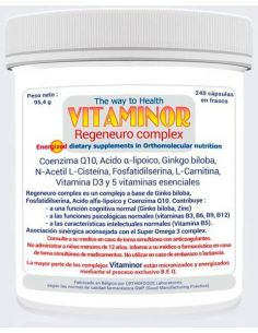 Vitaminor Regeneuro Complex...