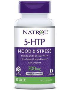 Natrol 5-HTP 200mg Time...