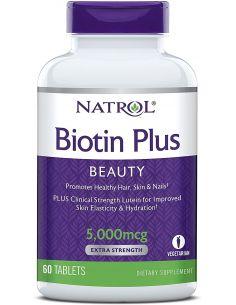Natrol Biotin Beauty Plus...