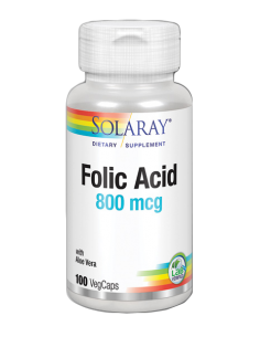 FOLIC ACID 800MCG - 100CAPS
