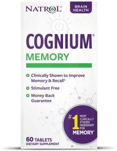 Natrol cognium, 60 tabletas