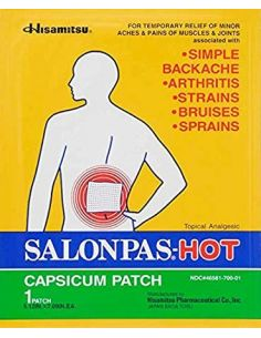 SALONPAS HOT  - PARCHE 1...