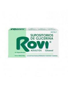 SUPOSITORIOS ROVI AD 12 SUP