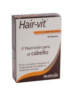 HAIR-VIT 30 CAPS DE HEALTHAID