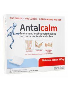 ANTALCALM 5 PARCHES PIERRE...