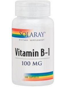 VITAMIN B1 - 100CAPS