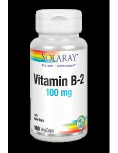 VITAMIN B2 - 100CAPS
