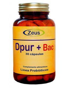 ZEUS DPUR+BAC 30 CAPS