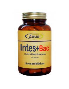 ZEUS INTESTY+BAC 30 CAPS