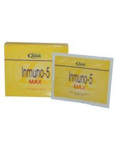 ZEUS INMUNO-5 MAX 7SOBRES