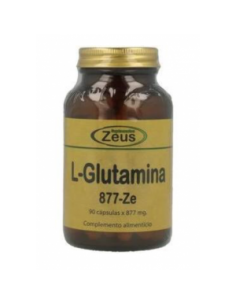 ZEUS L-GLUTAMINA 90CÁPSULAS