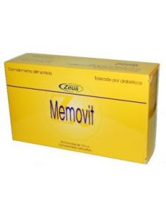 ZEUS MEMOVIT 30 AMPOLLAS
