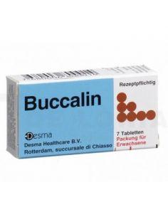 Buccaline 7 comprimés