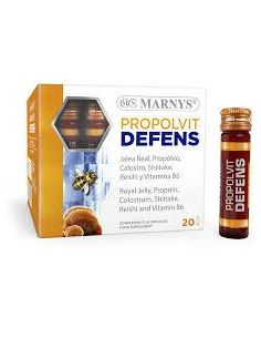 Propolvit Defense 20 viales