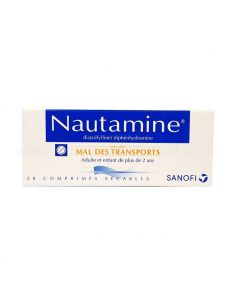 Nautamine comprimidos para...