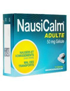 Nausicalm comprimidos para...