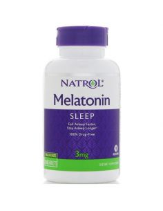 MELATONINA NATROL 3MG 240...