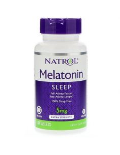 MELATONINA NATROL 5MG...