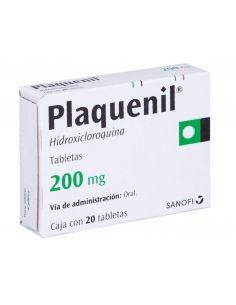 Plaquenil (Hidroxicloroquina)