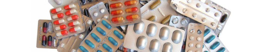 ✓  Medicamentos par los Resfriados, Catarros, Gripe