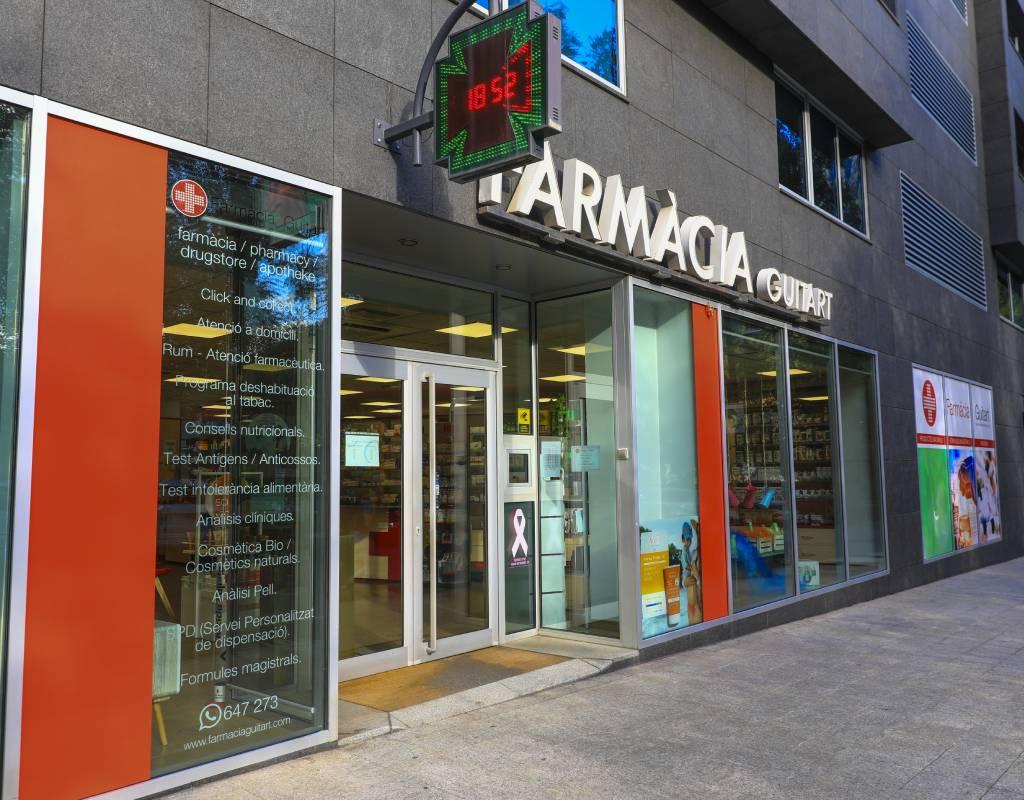 Farmacia Andorra Guitart,