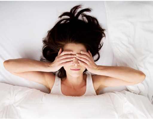 sufrir insomnio